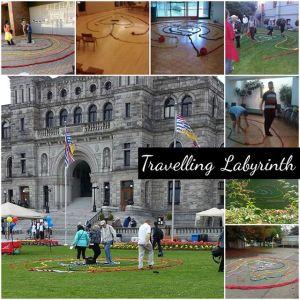 Traveling Labyrinth