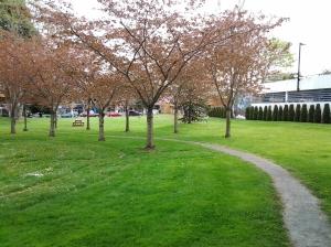 Irving Park Labyrinth