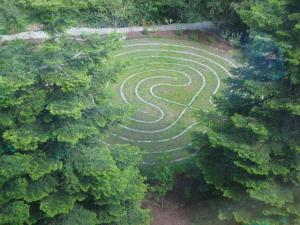 Victoria General Hospital Labyrinth